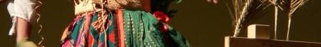 Die dümmliche, sehr liebenswerte Vogelscheuchin